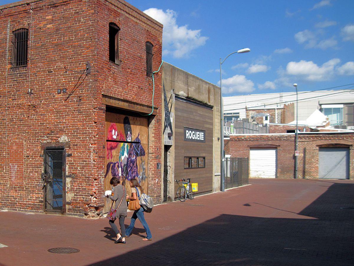 Shaw's Blagden Alley