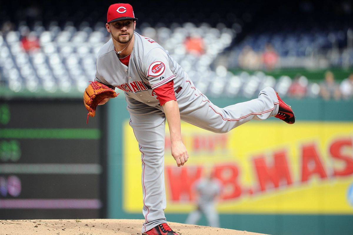 Brandon Finnegan is the #2 starter in Cincy. As hard as that is to believe, he actually has good potential.