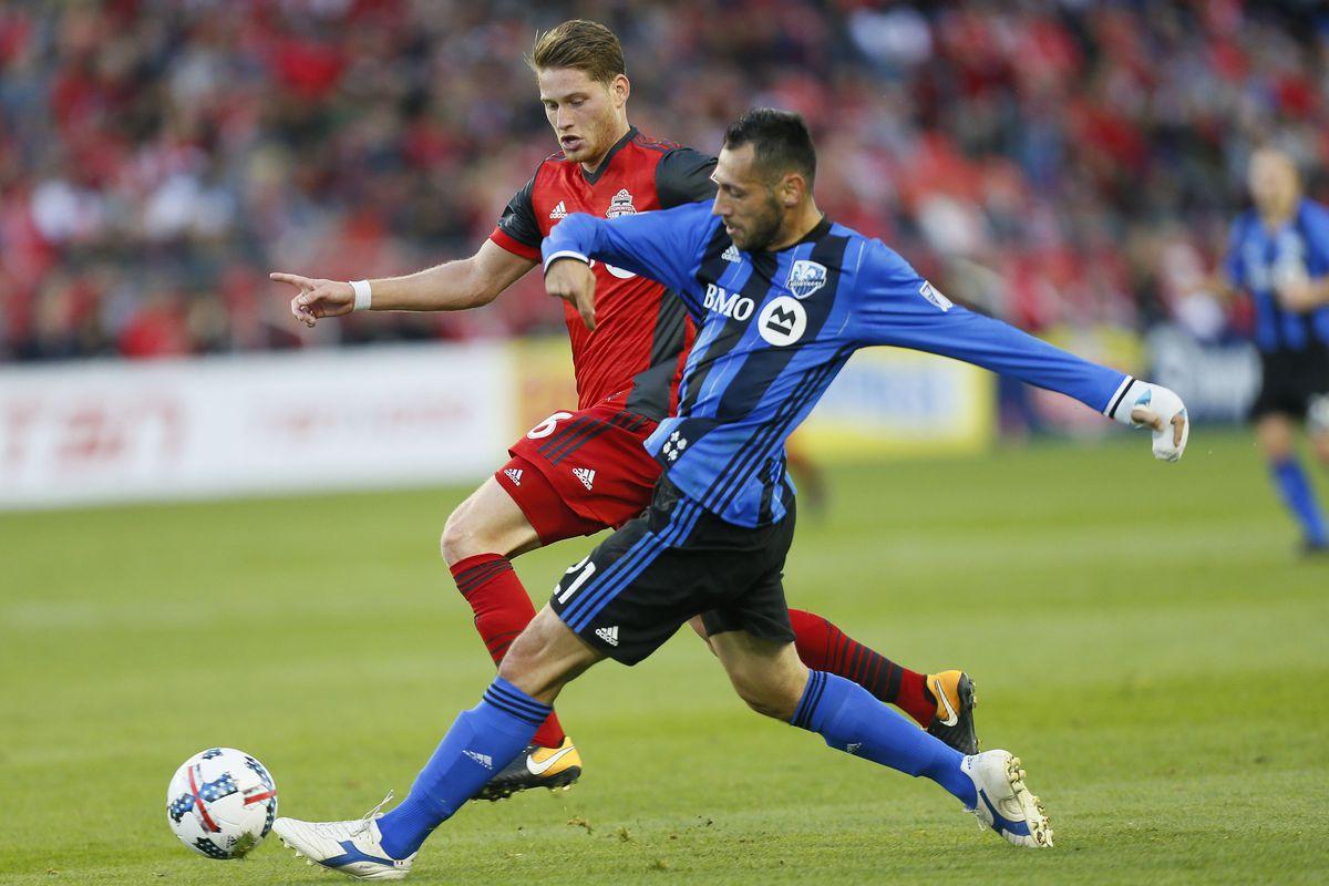 MLS: Montreal Impact at Toronto FC
