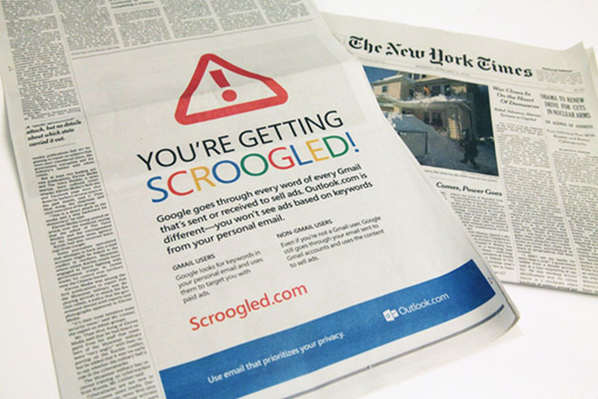 scroogled newspapers