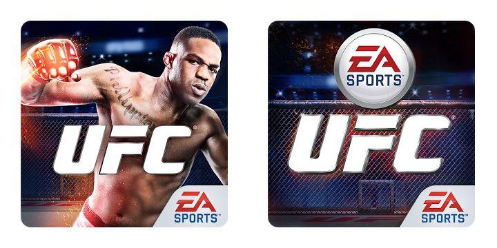 EA Sports UFC - Jon Jones removed from app icon 720