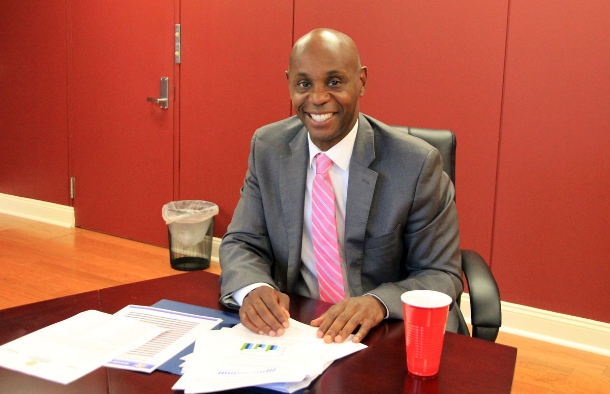 Superintendent Dorsey Hopson has overseen Tennessee's largest public school district since 2013.
