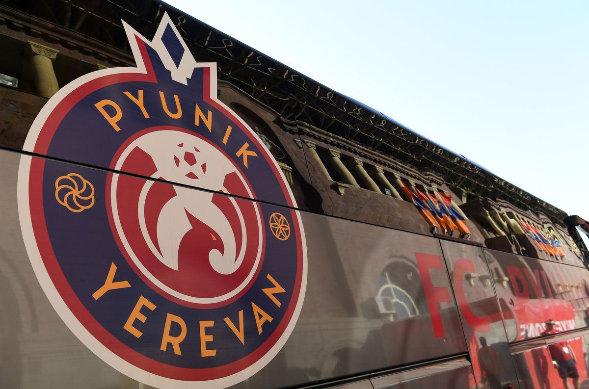 FC Pyunik v Wolverhampton Wanderers - UEFA Europa League Third Qualifying Round First Leg