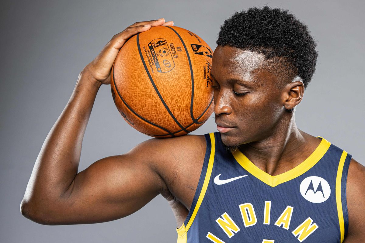 Oladipo cleared for half-court, five-on-five action