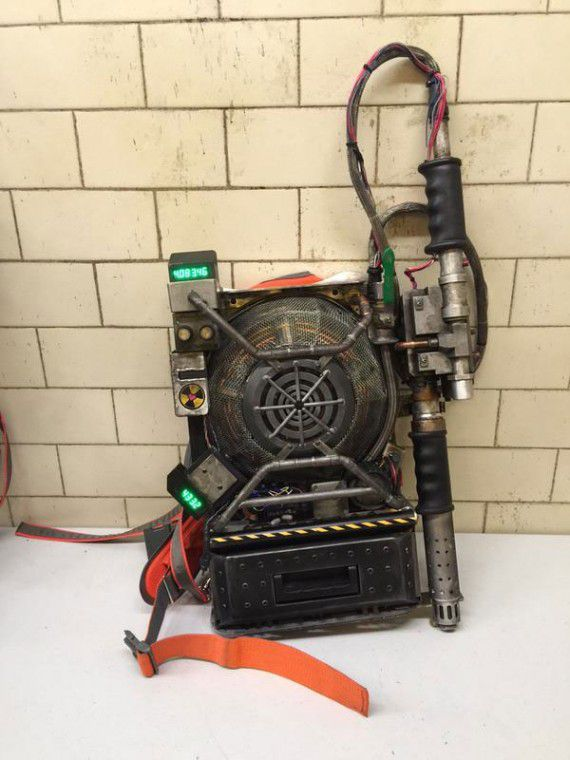 new ghostbusters proton pack
