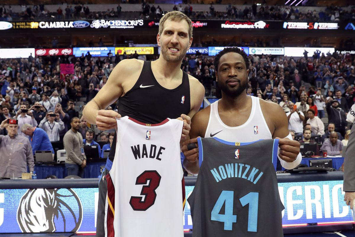 Image result for dirk and wade