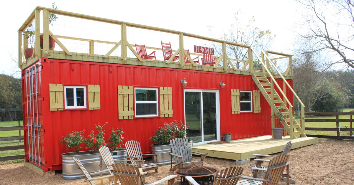 5 shipping container homes you can order right now curbed - Shipping container homes chicago ...