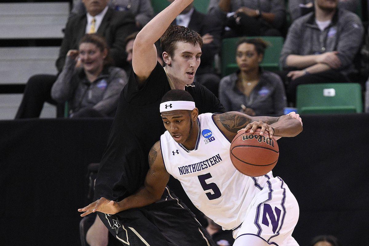 NCAA Basketball: NCAA Tournament-First Round-Northwestern vs Vanderbilt