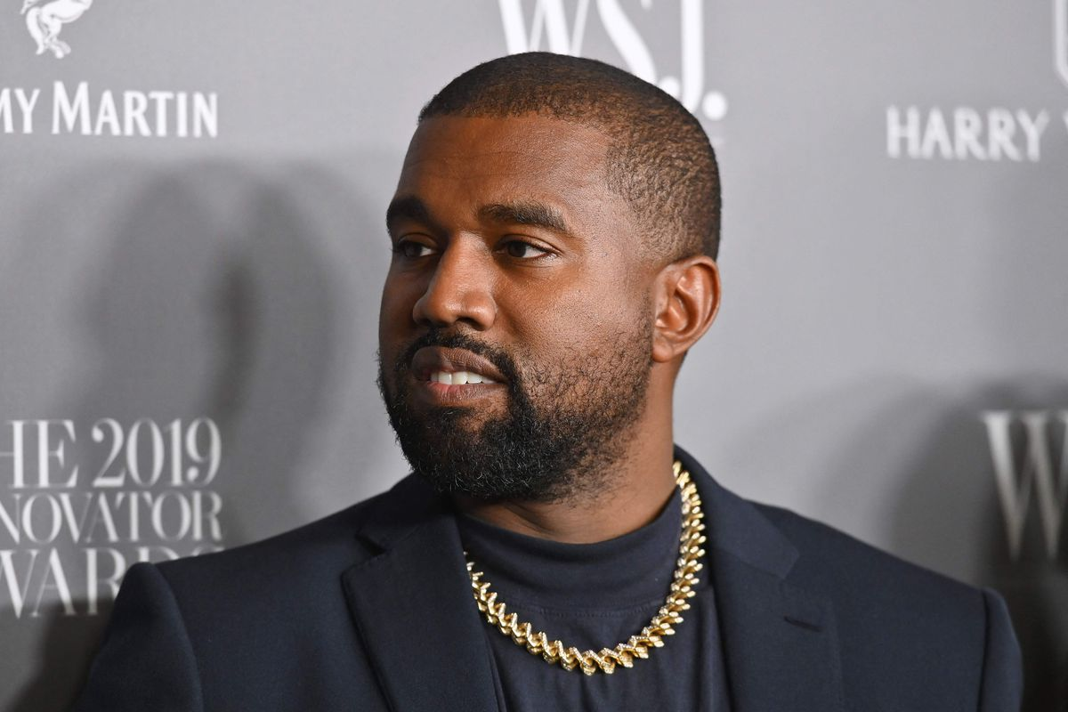 In this file photo US rapper Kanye West attends the WSJ Magazine 2019 Innovator Awards at MOMA on November 6, 2019 in New York City. -