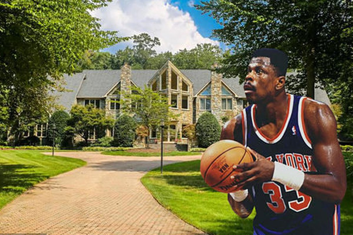 Live Like A Basketball Hall Of Famer In This Potomac Manse