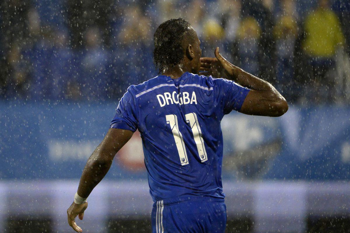Didier Drogba has helped revive Montreal Impact's season.