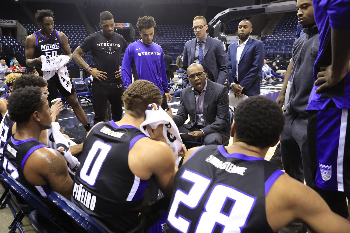 South Bay Lakers v Stockton Kings