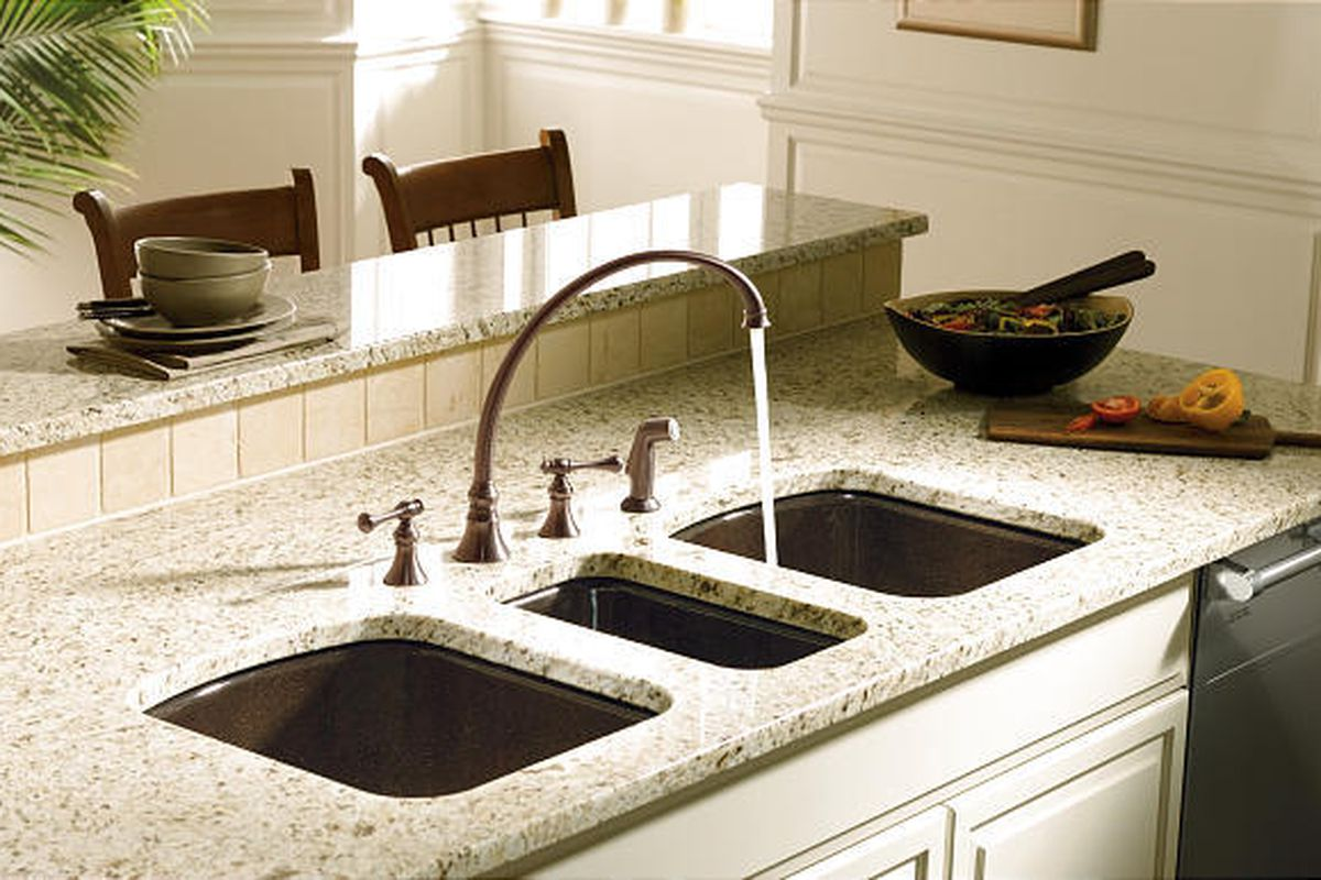 Plumber: Weighing options for new kitchen sink - Deseret News