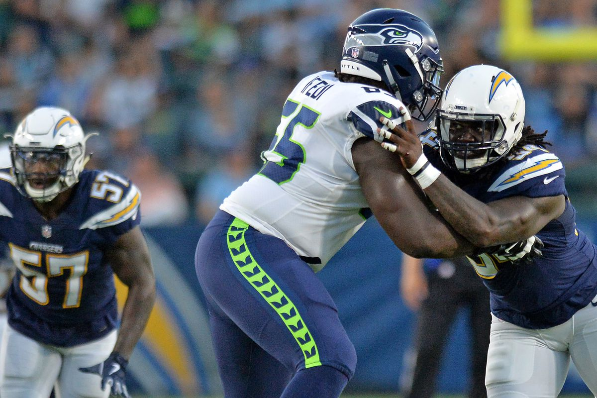 What to watch when the Seahawks are on offense against the Chargers