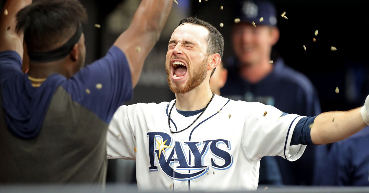 The Tampa Bay Rays need to swing more on 3-0 counts