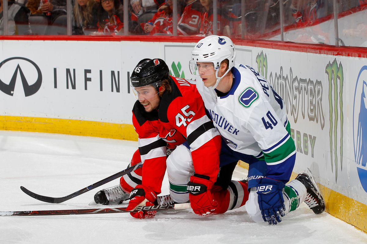 Gamethread 72 Of 82 New Jersey Devils At Vancouver Canucks All About The Jersey
