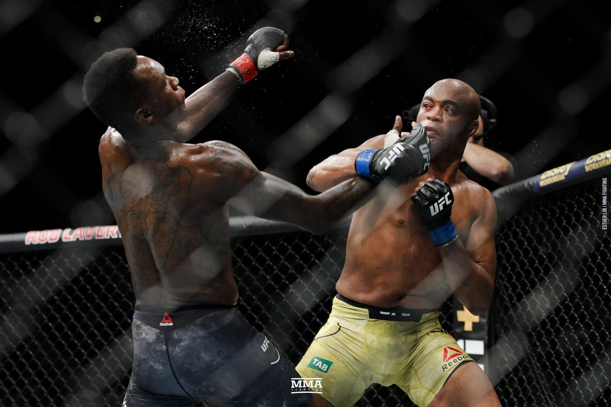 Anderson Silva considers himself 'victorious' after performances against Israel Adesanya and Daniel Cormier