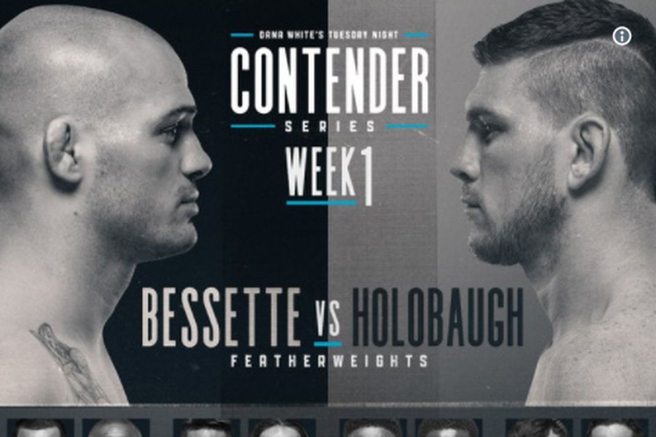 community news, Lineup for 'Dana White's Tuesday Night Contender Series' debut revealed