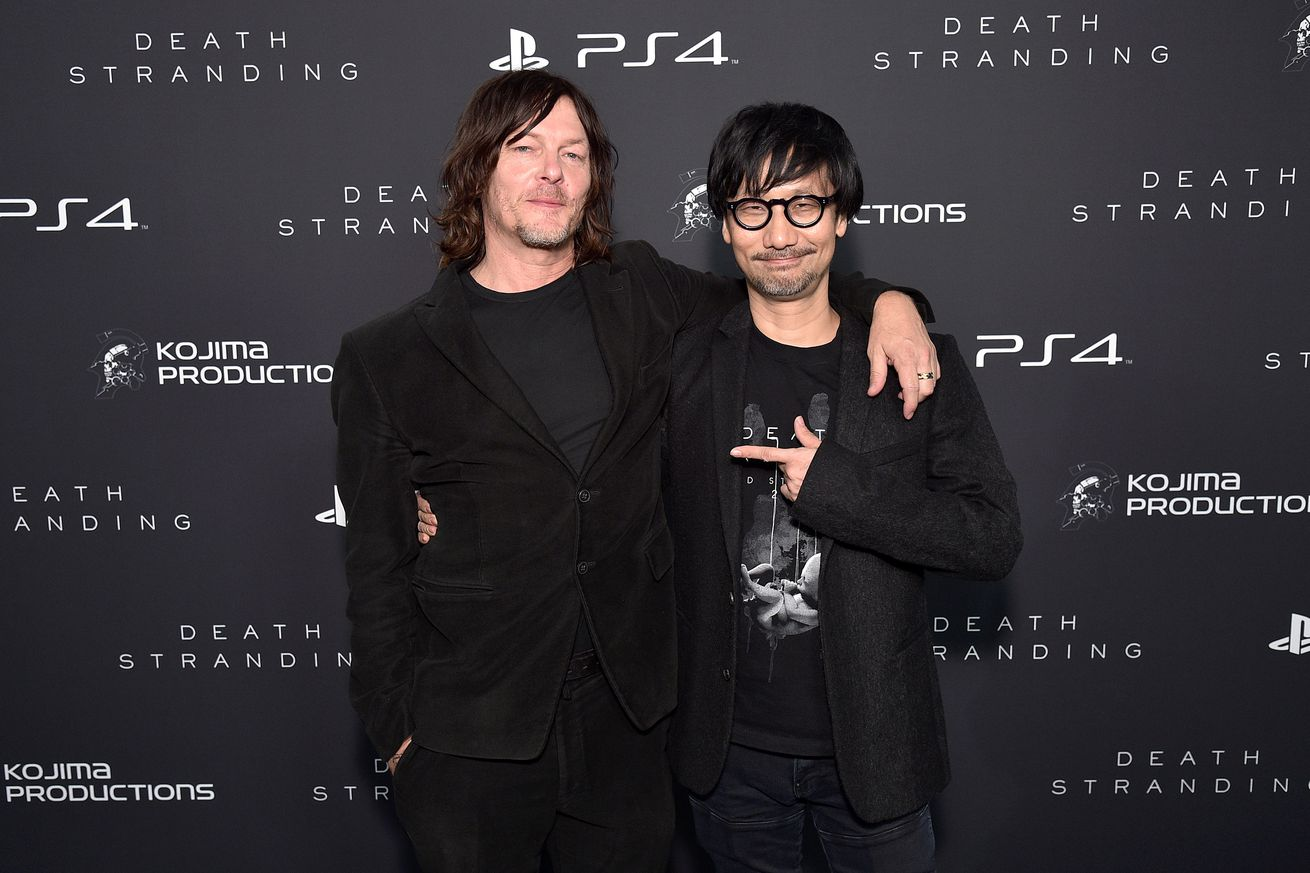 Fractured Worlds: The Art of DEATH STRANDING