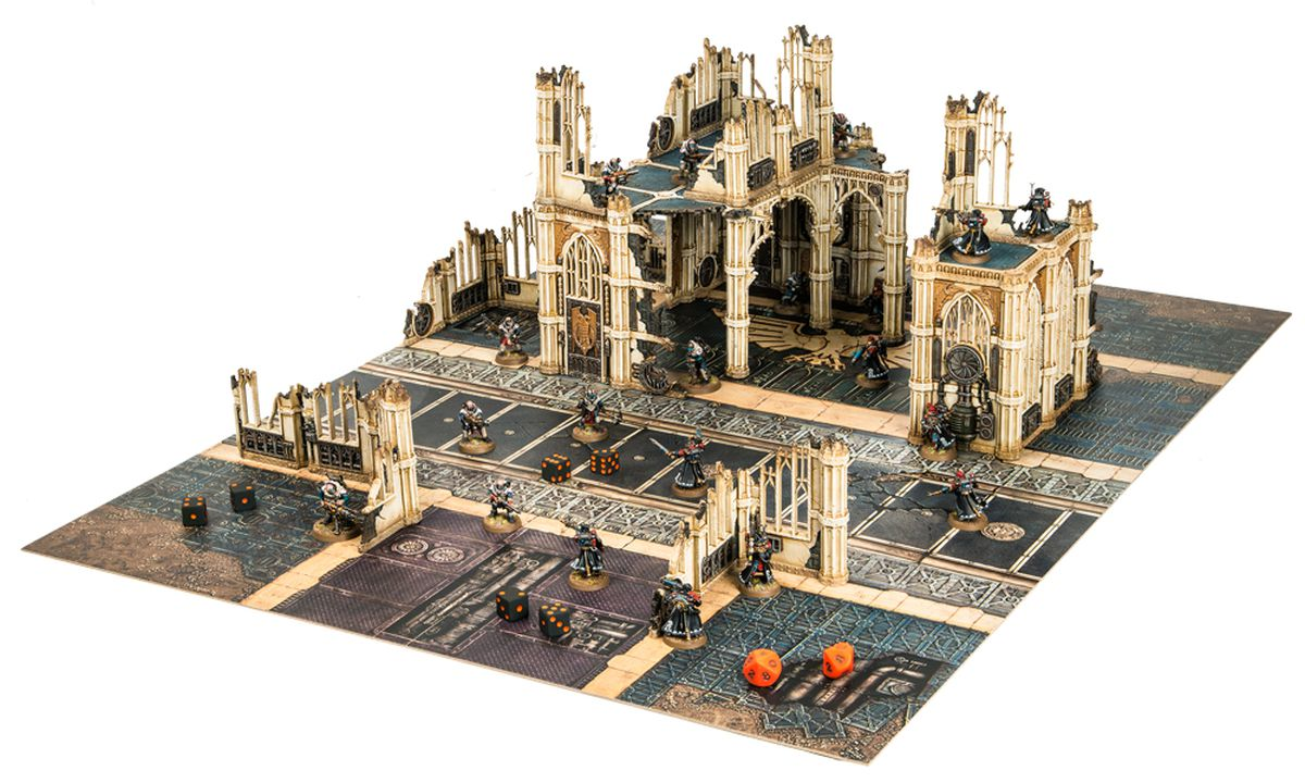Warhammer 40 000 Kill Team Is The Best Place To Start For