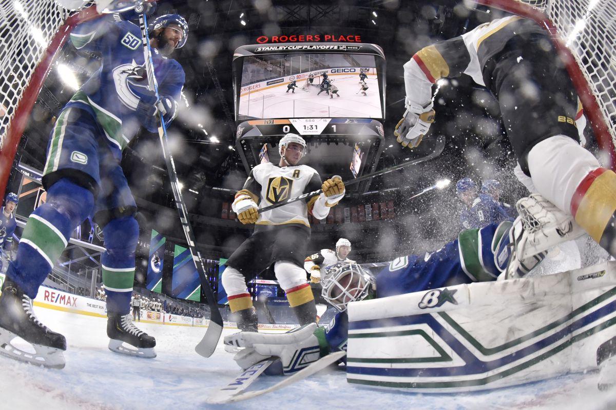 Vegas Golden Knights v Vancouver Canucks - Game Six