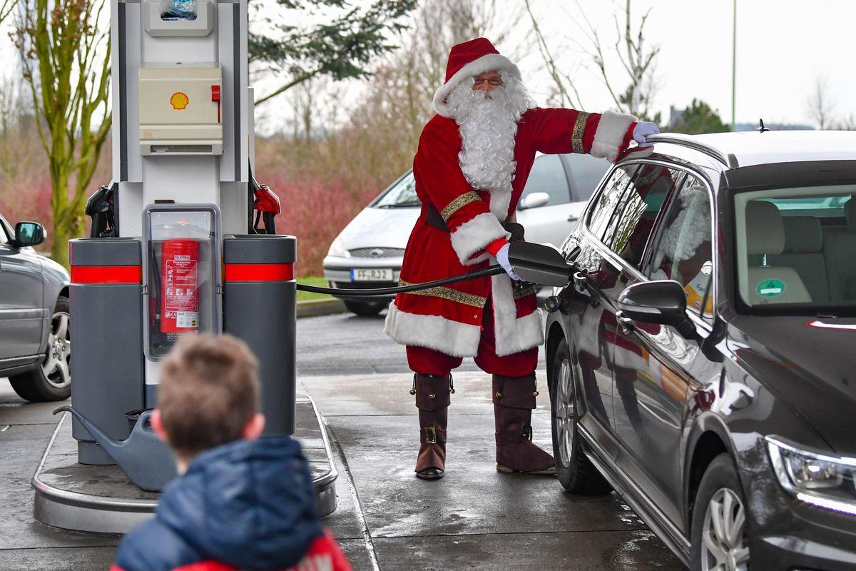 Mission Santa Claus