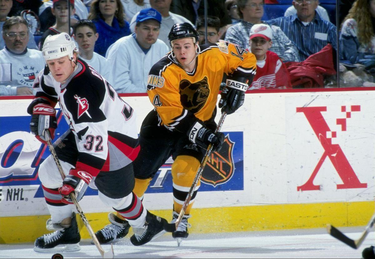 Bruins V Sabres