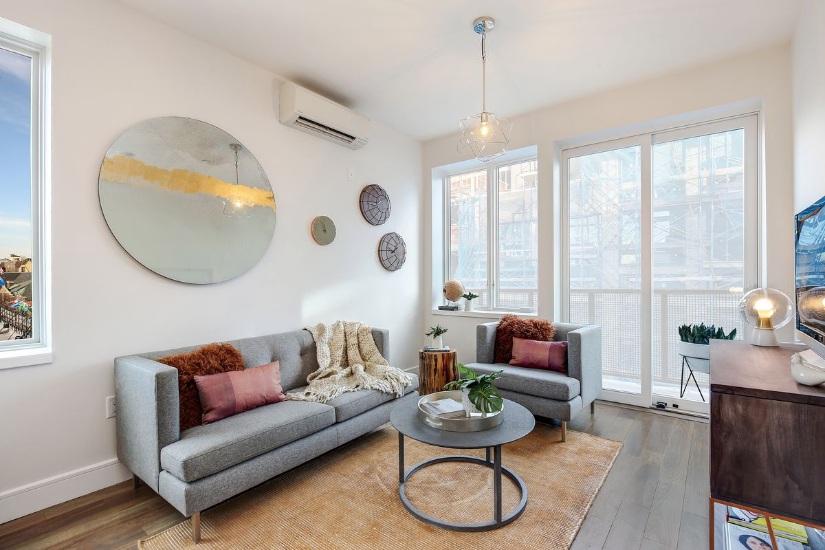 In Prospect Park South, rare ground-up condo building launches sales ...