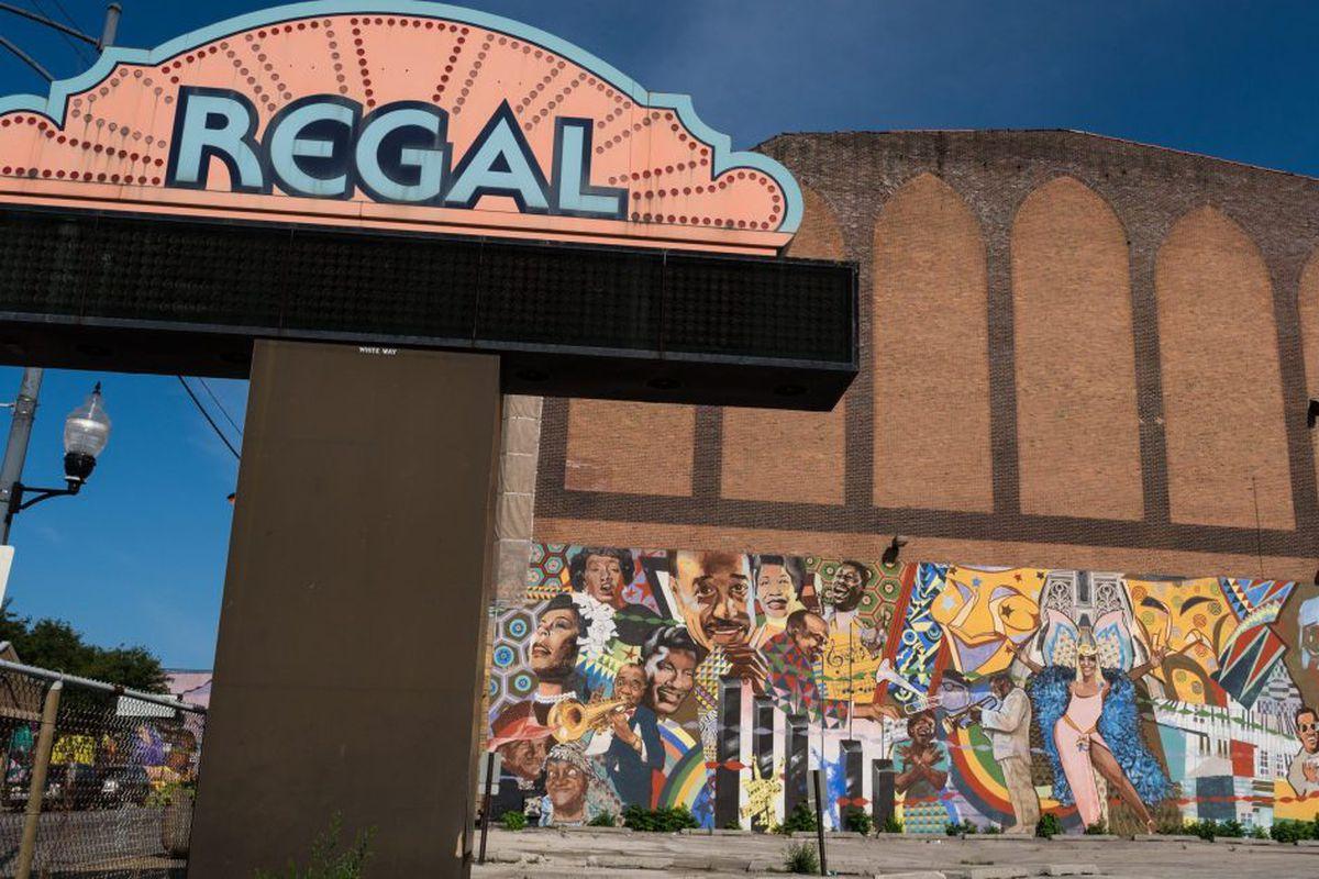 Kanye West Joins Effort To Revive Shuttered Avalon Regal