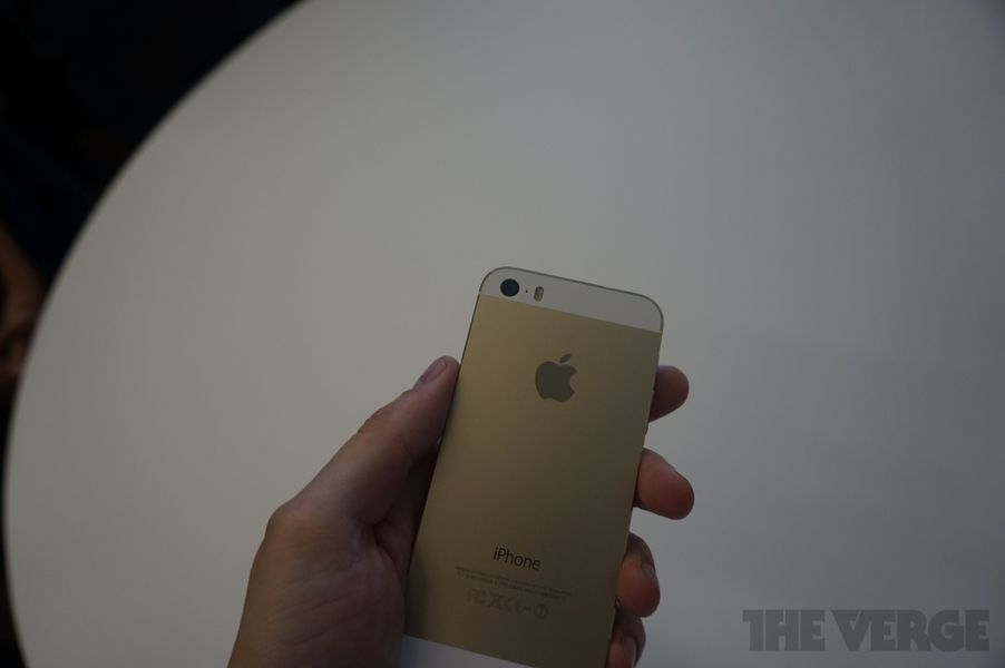 Apple Iphone 5s Hands On Video And Impressions The Verge