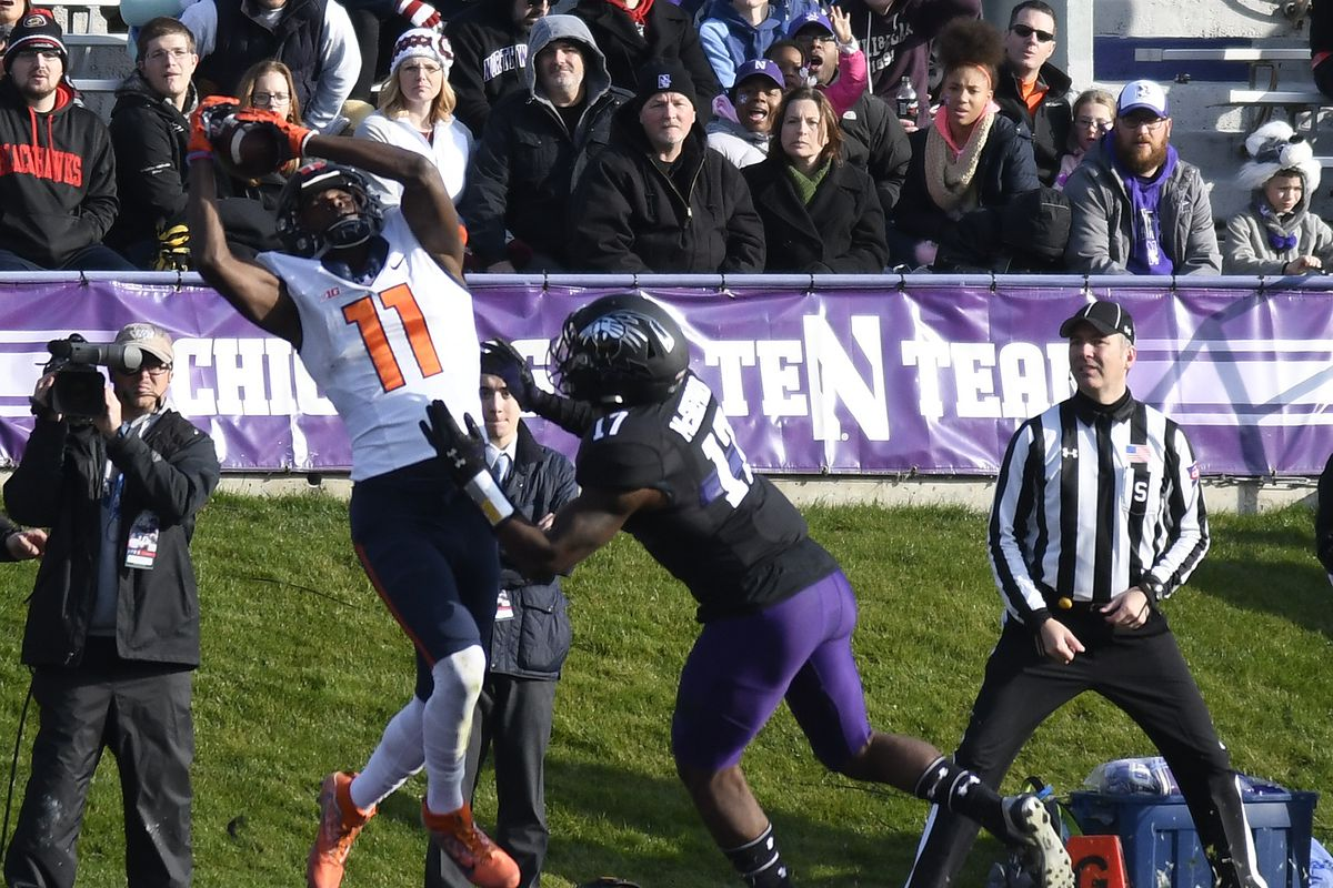 Northwestern-Illinois preview: Q&A with The Champaign Room - Inside NU