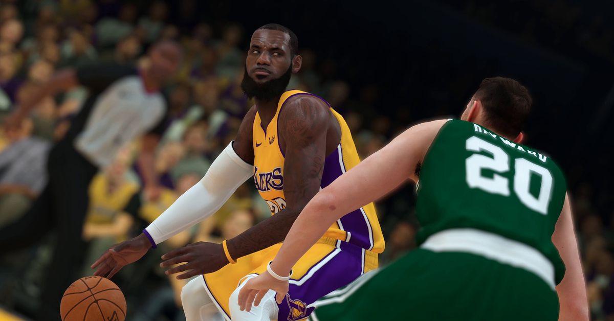 Resultado de imagem para NBA 2k19
