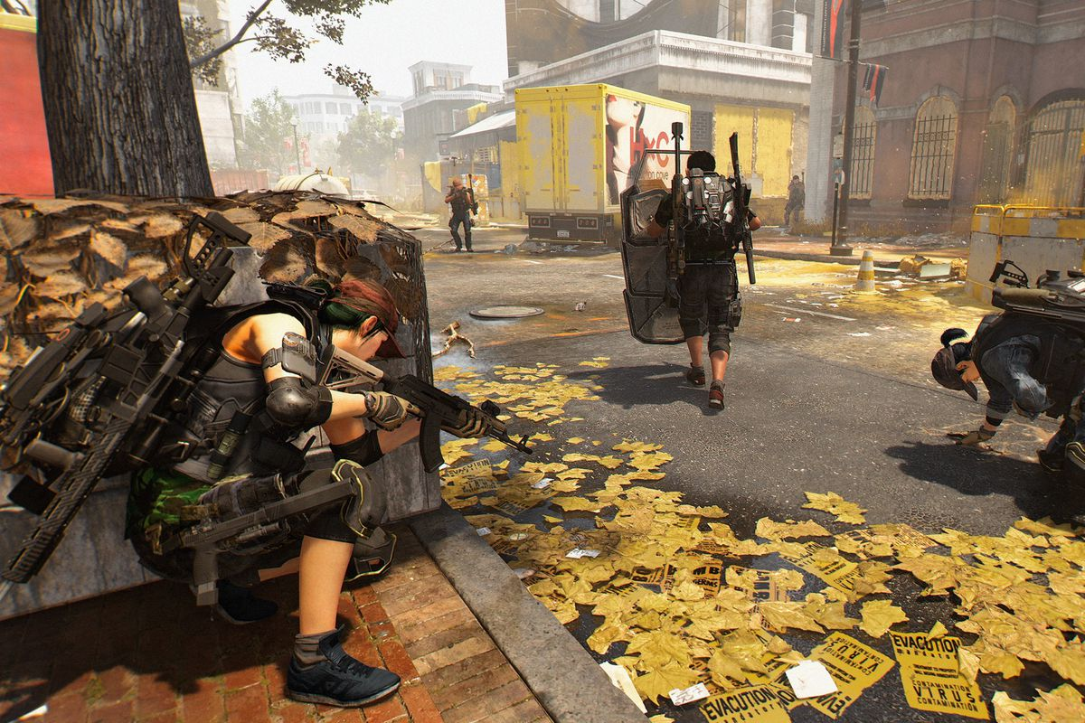 The Division 2's endgame content will be released April 5 - Polygon
