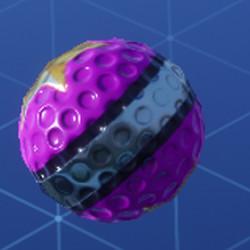 Fancy Golf Ball, unlocked at level 59