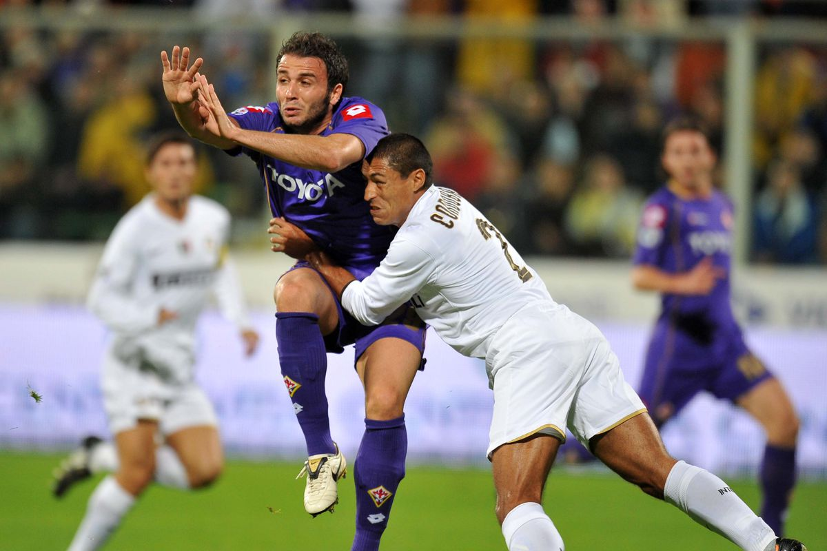 Serie A - Fiorentina v Inter