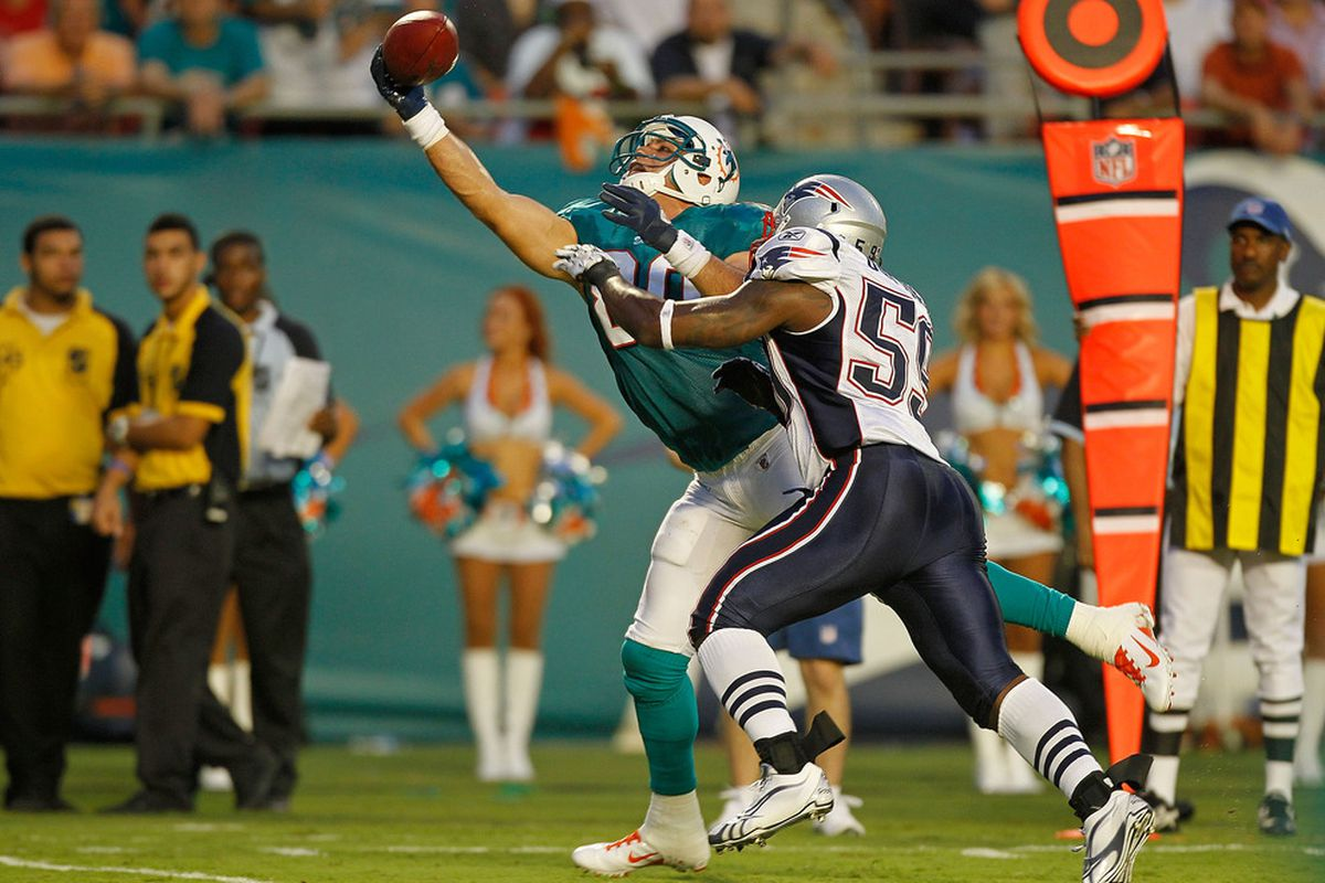 Miami Dolphins' tight end Anthony Fasano is a stock to watch this week - but is he trending up, down, or holding steady?