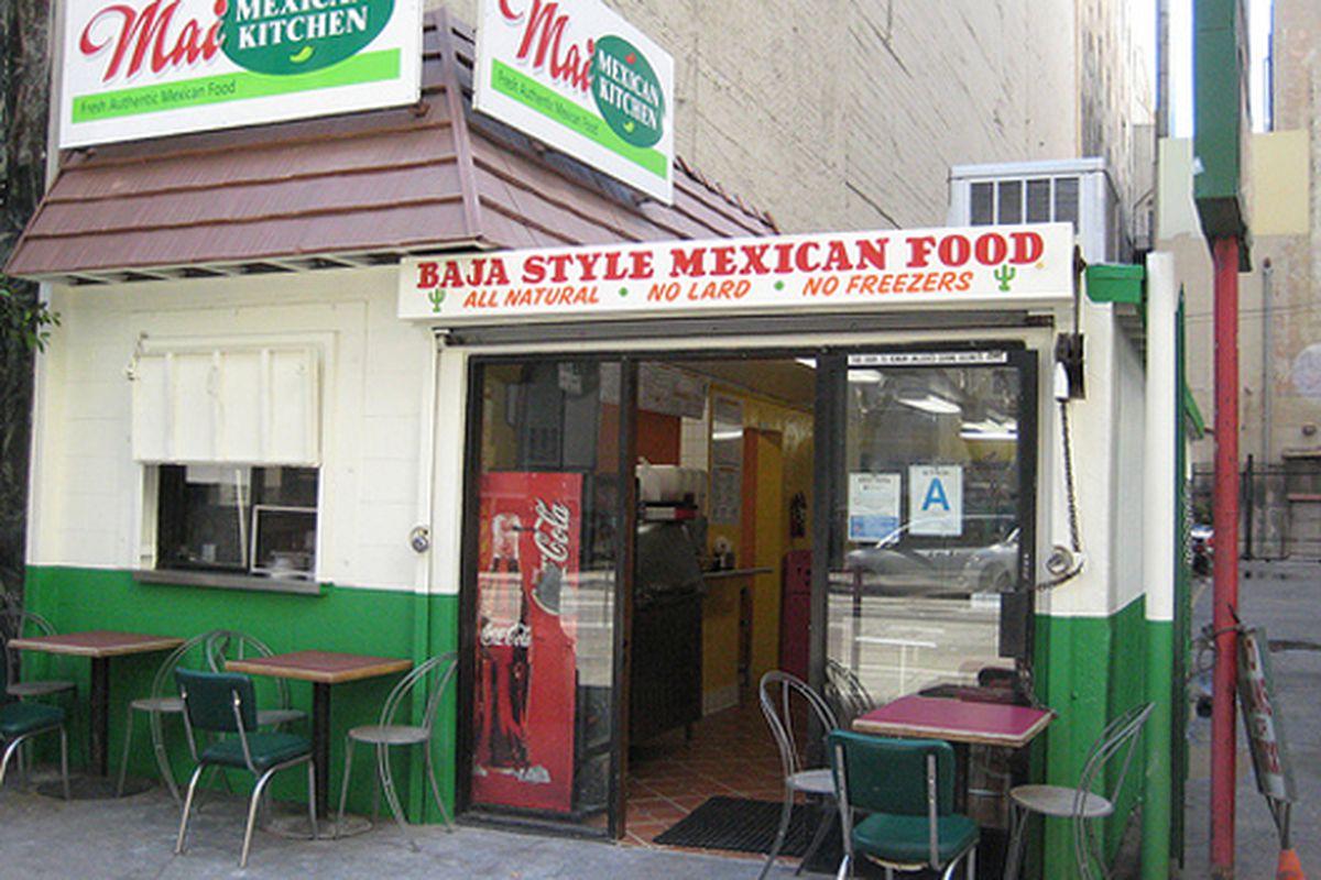 LA: Mai's Mexican Kitchen
