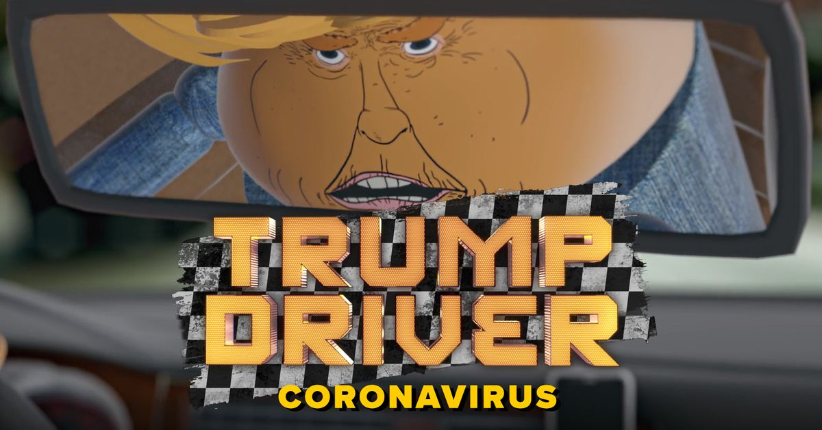 When Your Driver Won't Stop Talking About Coronavirus - EpicNews