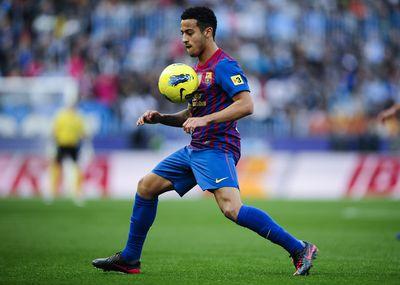 Malaga CF v FC Barcelona - Liga BBVA