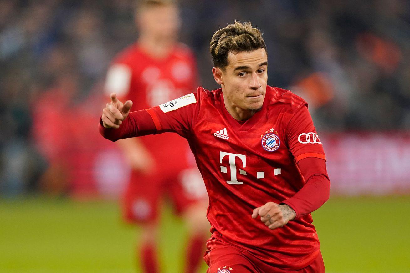 Cafu tells Coutinho to stay at Bayern Munich