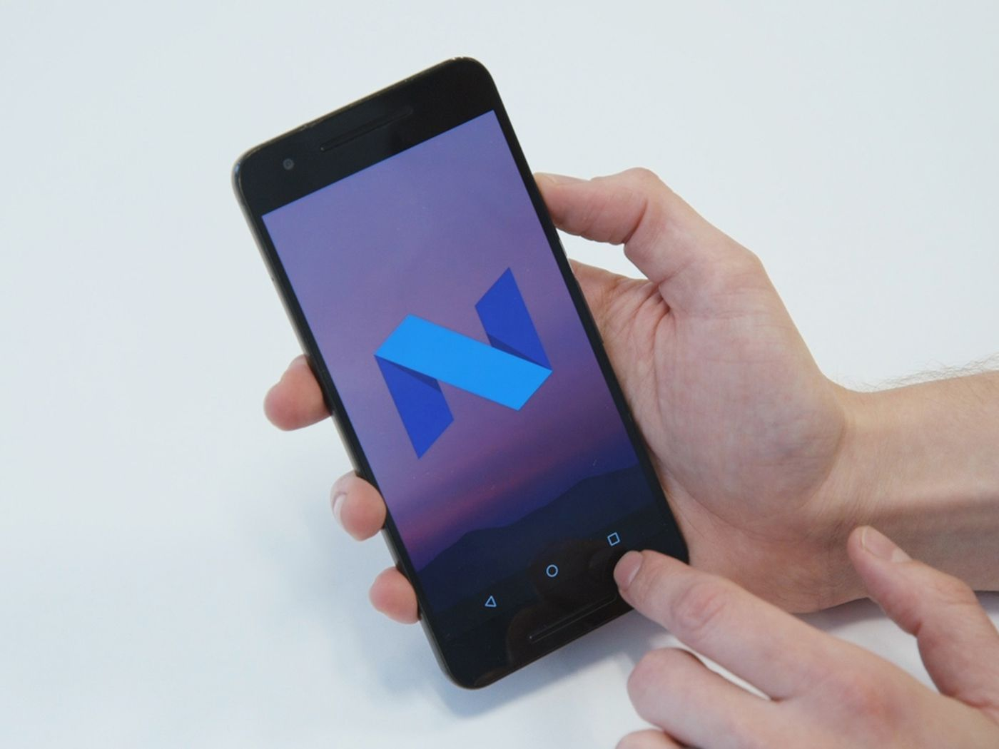 Android N can show emergency information on your lock screen