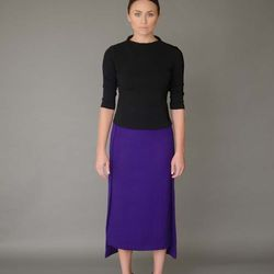 Amalia sweater, $325; Catherine skirt, $565