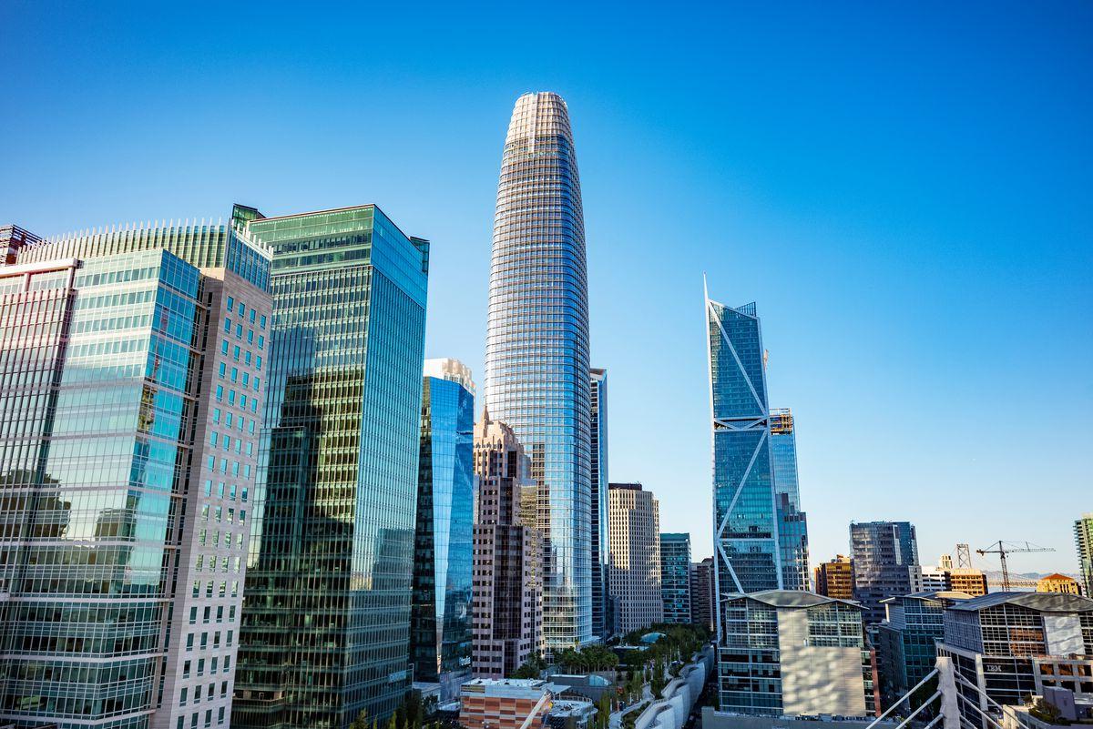 skyscraper in San Francisco