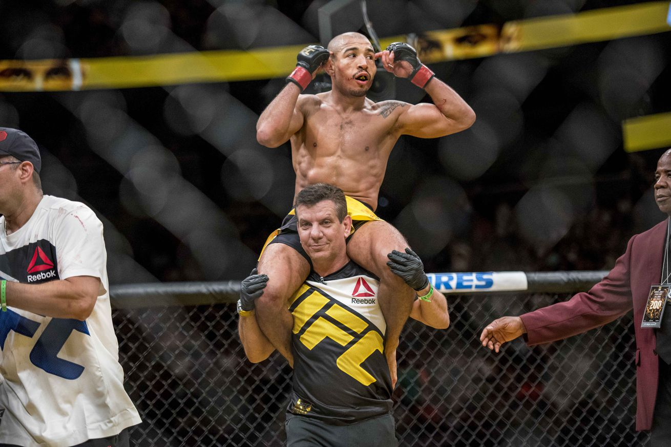 UFC 212 fight card: Jose Aldo vs Max Holloway preview
