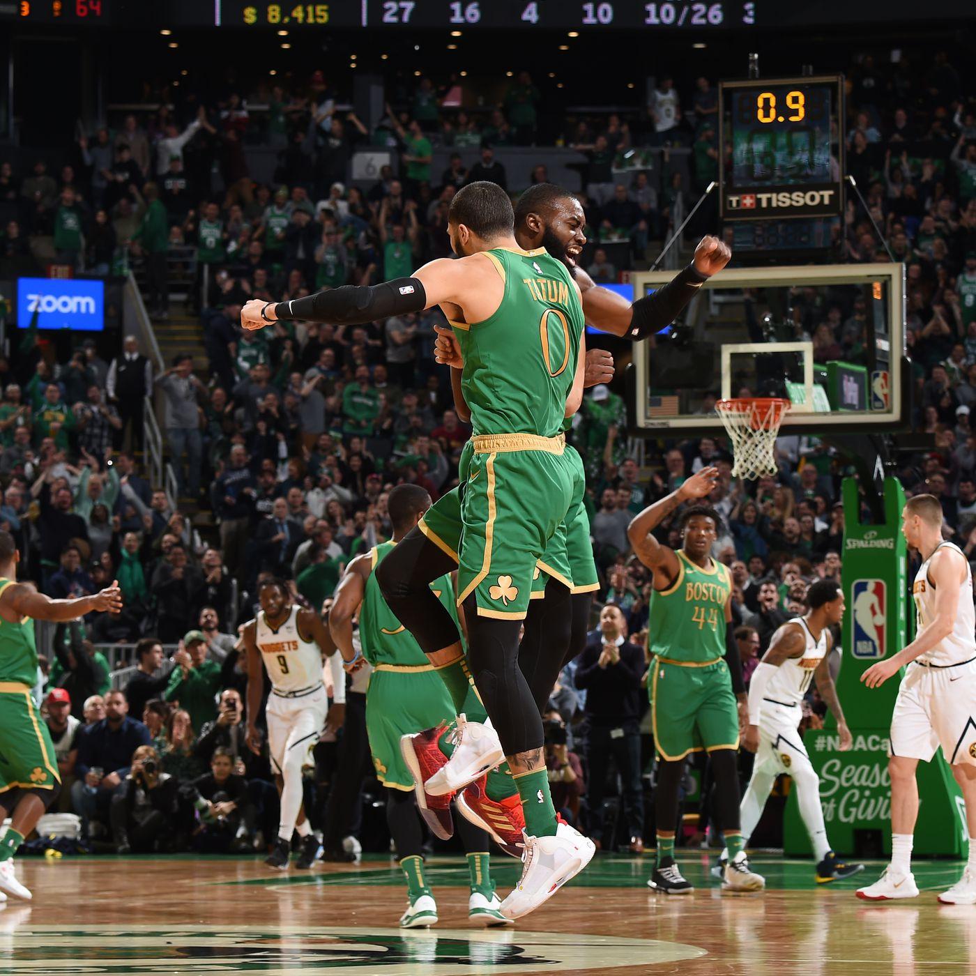 The Boston Celtics Can Win The Nba Championship Sbnation Com