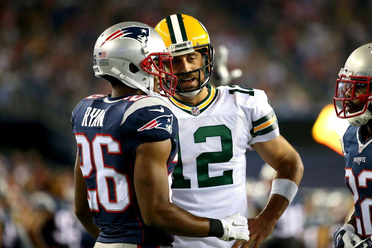 Packers vs. Patriots Game Primer: Kickoff Time, TV/Online Streaming, etc.