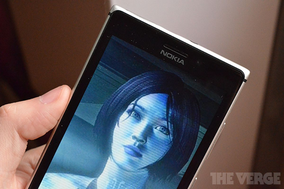 Windows Phone Cortana