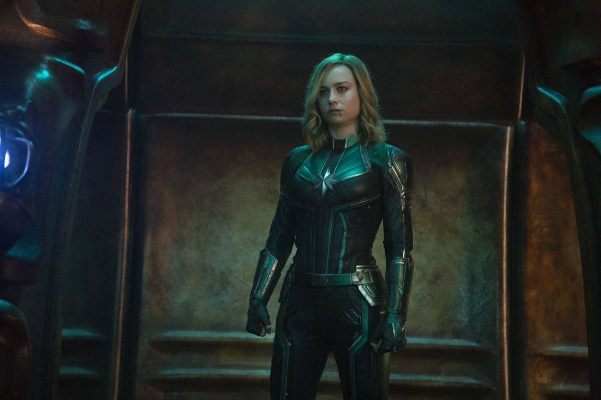 captain marvel's mid-credits scene is good news for avengers