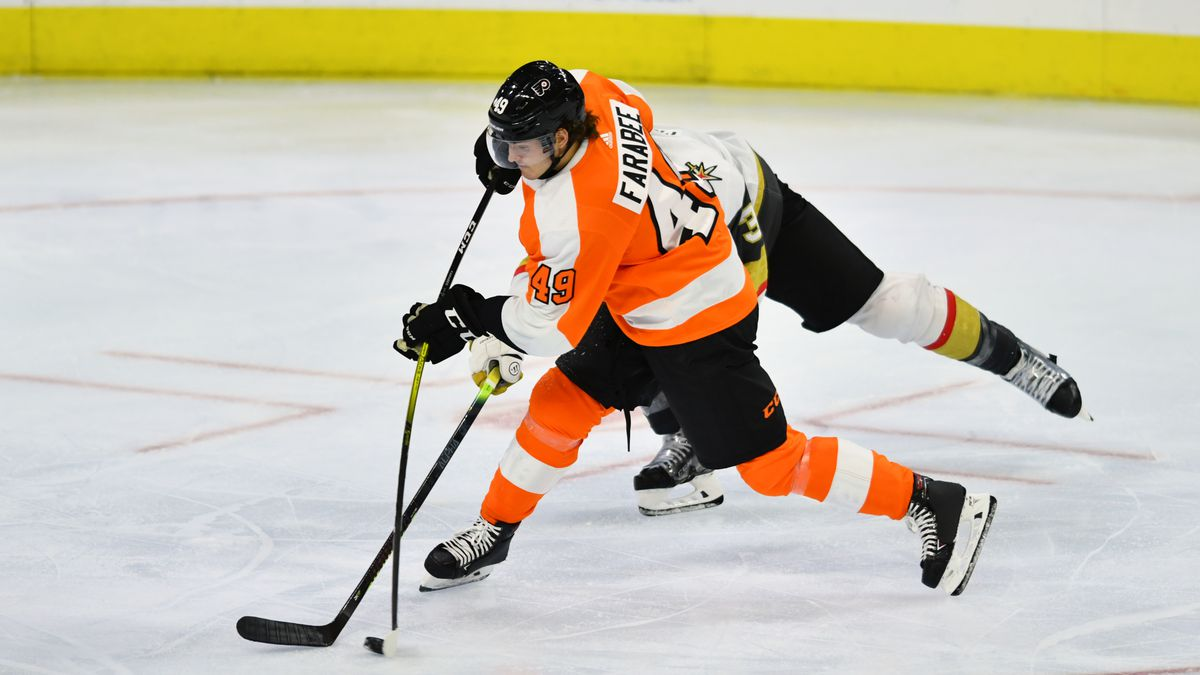 NHL: OCT 21 Golden Knights at Flyers