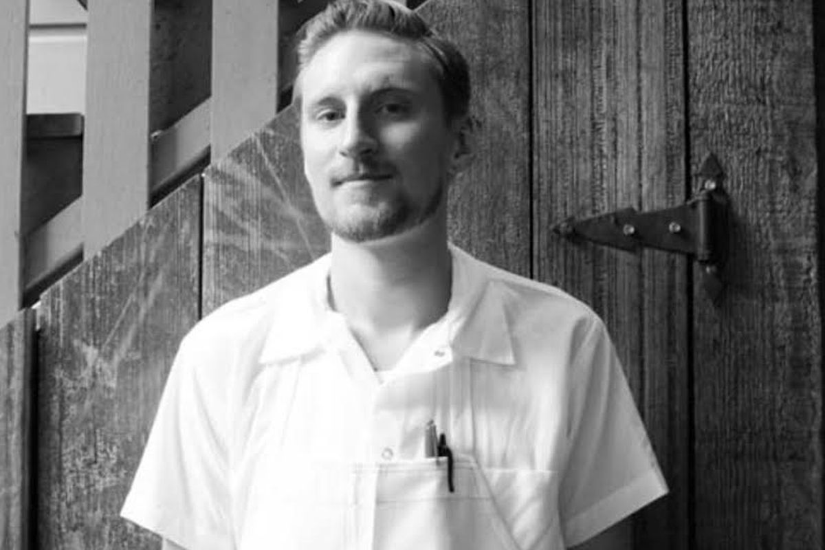 Chef Brandon Kirksey.